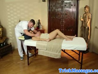 Cindy starfall nahý na ji masáž