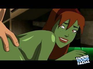 Justice league sikiş video