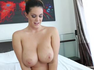 Alison tyler is interviewed