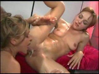 Creampie eating ja sperma suudlemine