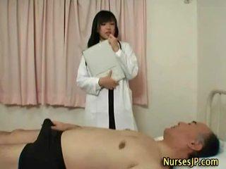 giapponese, infermieri, giappone
