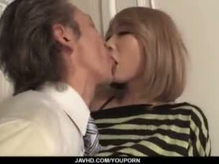 Rui Hayakawa Feels Horny During Top Foreplay