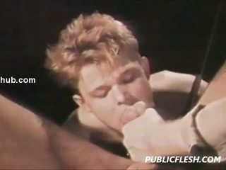 Vintage Gay BDSM Dungeons