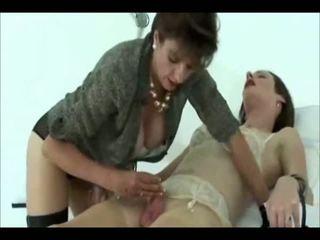 Brits domme uses haar sissy, gratis pijpen porno video- 4f