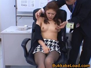 Aya matsuki hawt ekscentriskas aziāti lelle enjoys