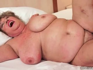 bbw, granny, big tits