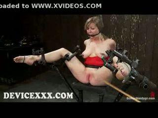 Boşalma külotu adrianna nicole gets flogged ve seçki toyed