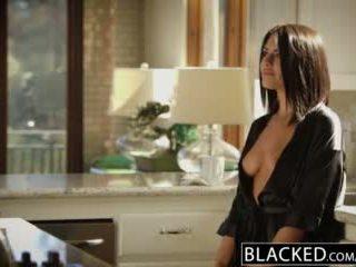 Blacked brune adriana chechik takes trio i bbcs