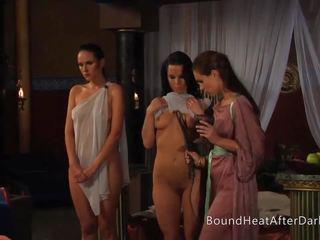 big boobs, lesbians, waiting