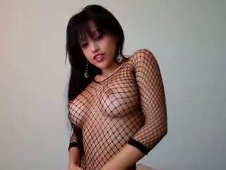 Abella anderson רוקדים עירום ב שלה חדר