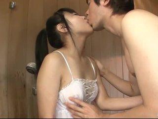 Japanisch mieze uses sie zunge