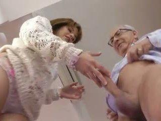 老 男人 和 一 可爱 年轻 女孩, 自由 性交 色情 视频 bf