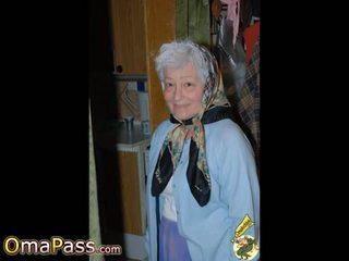 Omapass príťažlivé babičky predstavenie ju vlhké pička: zadarmo porno 11