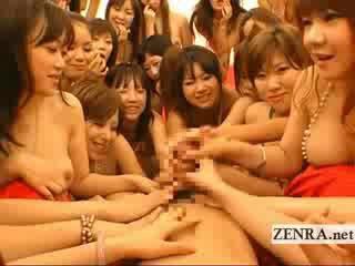 Ekstremalne pov japońskie orgia bj i całowanie orgia
