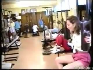 vintage, gym, german