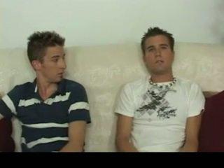 Aiden & sean having homosexual bayan on the sofa homosexual porno 4 by gotbroke