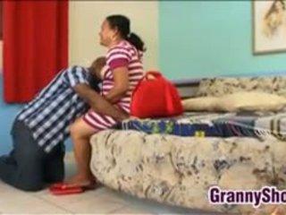 bbw, bunicuță, muie