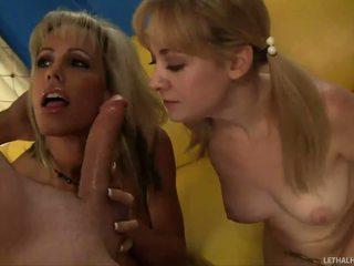 Jordan lynn teaching 그녀의 딸 방법 에 빨다