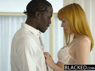 Blacked ألماني في سن المراهقة anny aurora gets مسخ أسود كوك