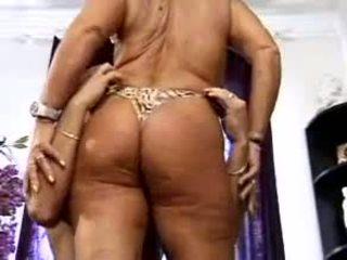 Alemana abuelita willing a buttfuck