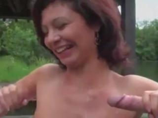 Frans cougar anaal en dp, gratis frans anaal porno video- c5