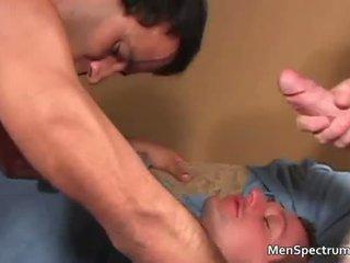 Steamy hogeschool guy todd getting bips