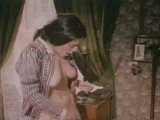Alemana clásico porno película desde la 70s vídeo