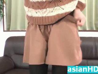 Heet tiener aziatisch is an anaal virgin hd