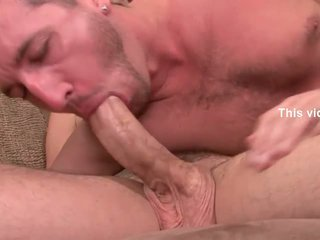 Str8 curious 9'' hung stud goes gay4pay