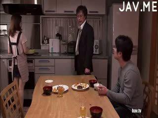 امرأة سمراء, اليابانية, حمار