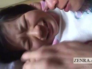 Japonia scolarita licked toate peste english subtitles