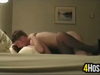 Girl Wearing Pantyhose Gets Pounded