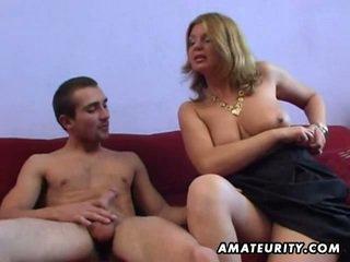 brunette, assfucking, big boobs