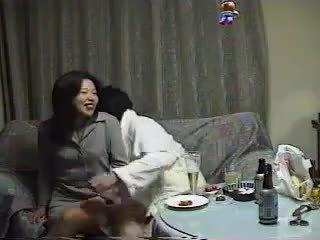 coreano, dilettante, asiatico