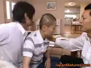 Miki sato echt asiatisch mutter part1