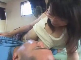 brunette, japanese, milking, amateur, milf, asian