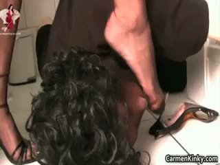 zeshkane, anal, femdom