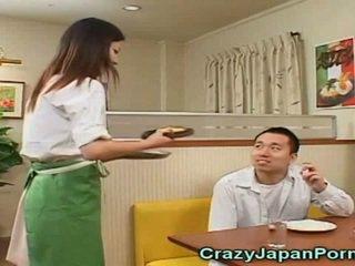 цици, млад, японски