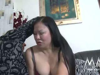 brunette, doggystyle, vaginal masturbation
