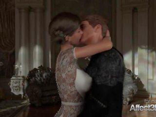 Melnas mati princese minēts animācija