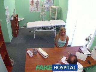Fakehospital patiënt tries doctors zaad naar krijgen zwanger