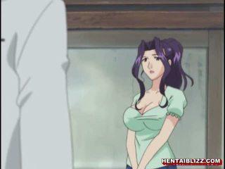 Мама японки хентай gets squeezed тя bigboobs