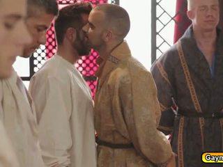 homoseksuāls, rieciens, blowjob