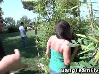 年轻的小亚洲人, asians suck balls, asians porno videa