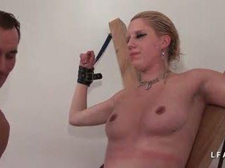 Cindy Picardie Grave Demontee Dans Un Jeu BDSM: Porn f4