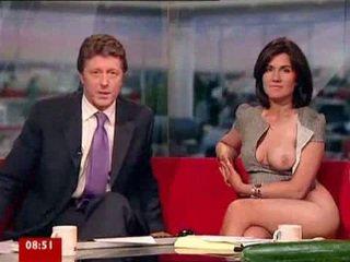 Susanna reid duke luajtur me seks lodra në breakfast televizor