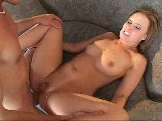 Hot College Girl With Nice Big Butt Getting It In The Ass