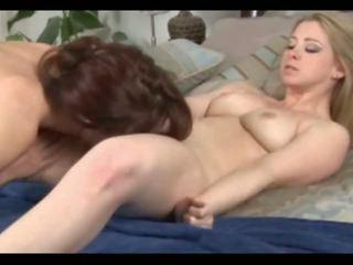College Lesbians: Free Kissing Porn Video e2