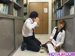 Misaki inaba kissed na nilón
