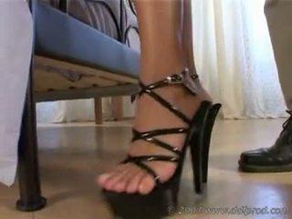 Veronica Feet and Fuck